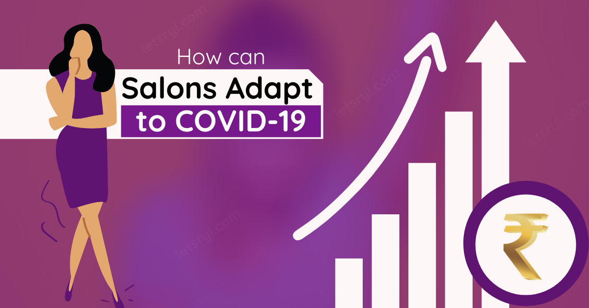 How can salons adapt to covid 19