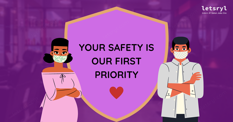 Ensure Client's safety